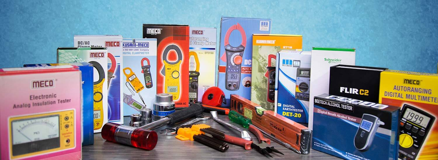 El-tronics - Industrial Tools/Equipments Supplier & Dealer